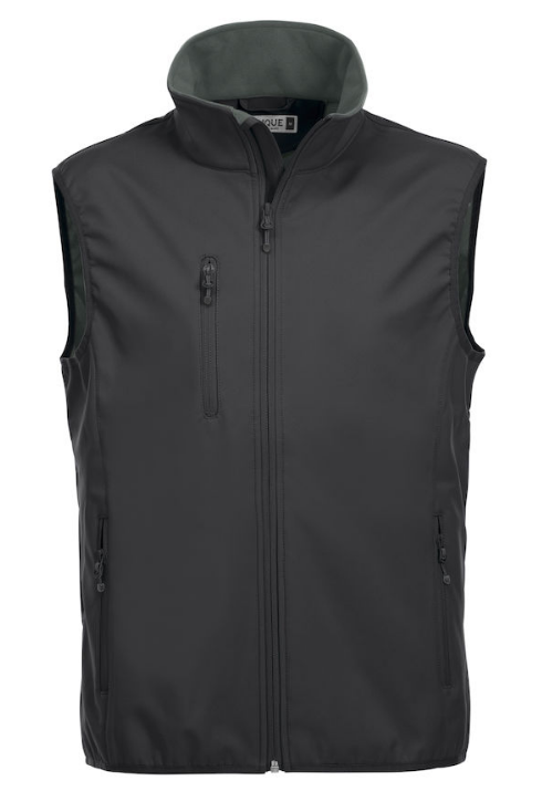 Basic Softshell bodywarmer