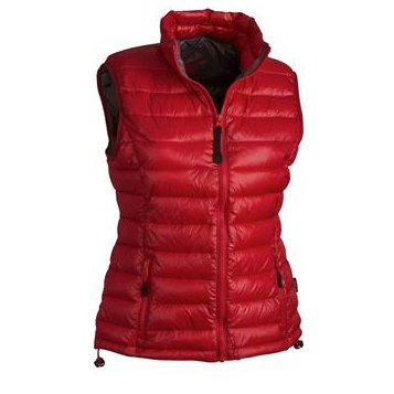Matterhorn MH-442D ladies bodywarmer Red