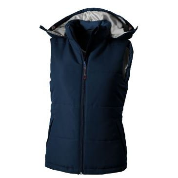 Dames gravel bodywarmer navy