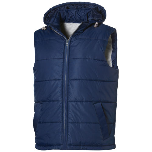 Basic heren bodywarmer navy